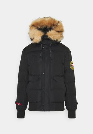 ZAVETI CANADA TURVENO BOMBER - Winter jacket - black