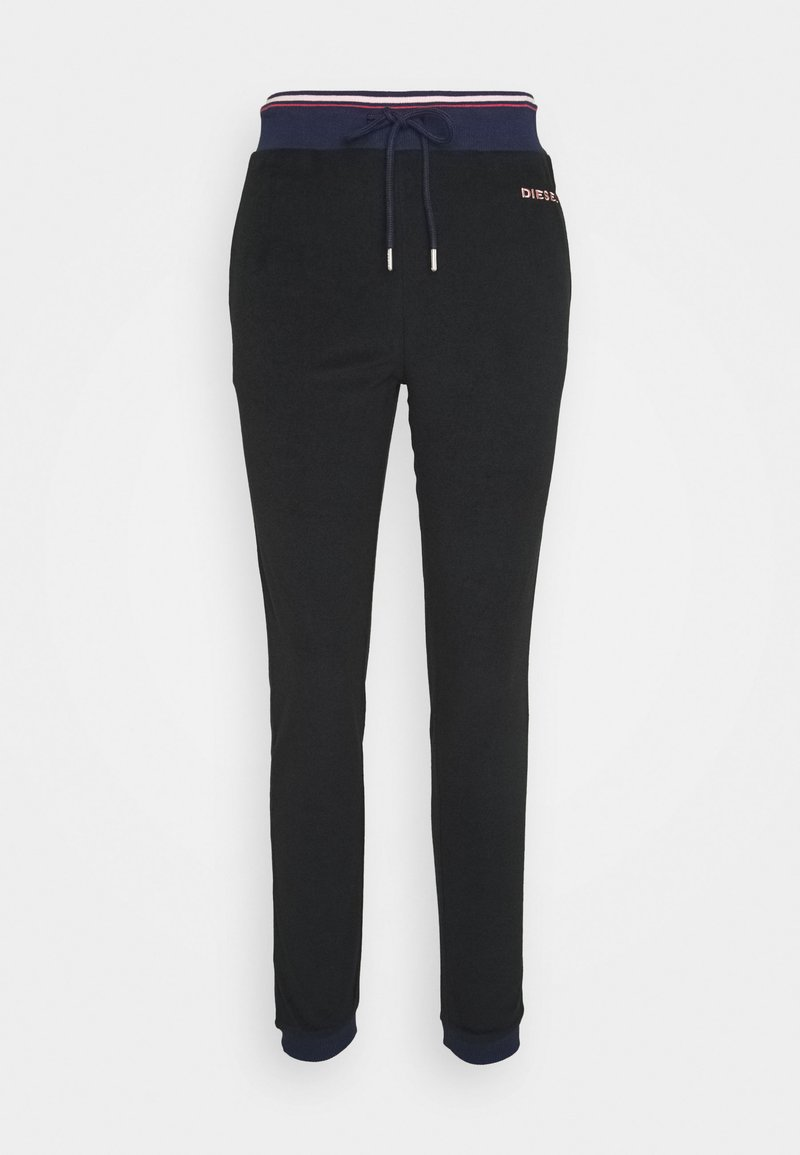 Diesel - UFLB-BABYX TROUSERS - Pyjama bottoms - black