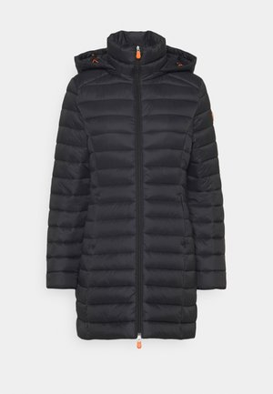 GIGA CAROL - Winter coat - black