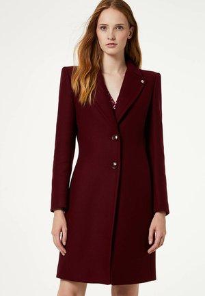 Manteau classique - purple