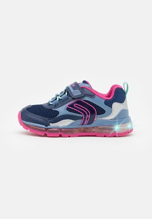 GIRL - Trainers - navy/fuchsia