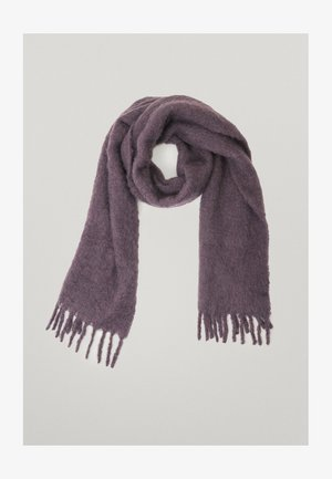 Scarf - dark purple