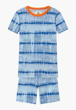 TIE DYE SLEEP - Pyžamová sada - blue