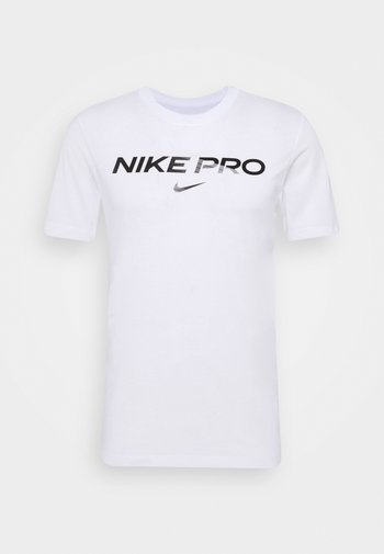 TEE PRO - Triko spotiskem - white
