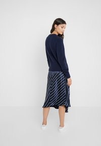 J.CREW - SUPERSOFT CREW OUT EXCLUSIVE - Jumper - navy - 2