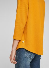 QS by s.Oliver - Long sleeved top - yellow - 2