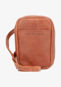 Cowboysbag - Across body bag - cognac - 0