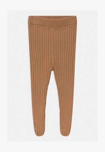 TIGHTS UNISEX - Tights - brown