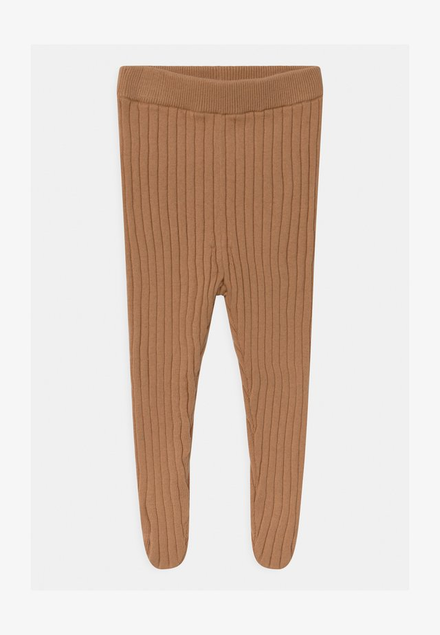 TIGHTS UNISEX - Collant - brown