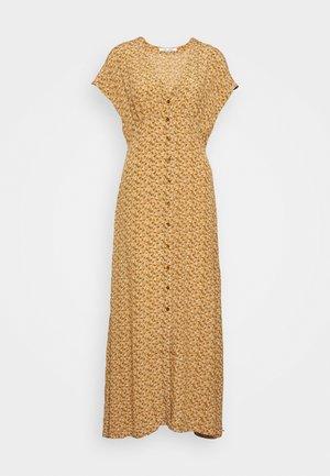 VALERIE LONG DRESS - Maxi šaty - brown
