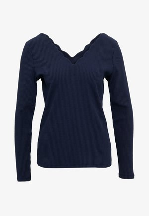 CORTO - Langærmede T-shirts - bleu marine