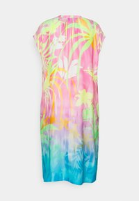 Emily van den Bergh - Day dress - pink/turquoise - 1