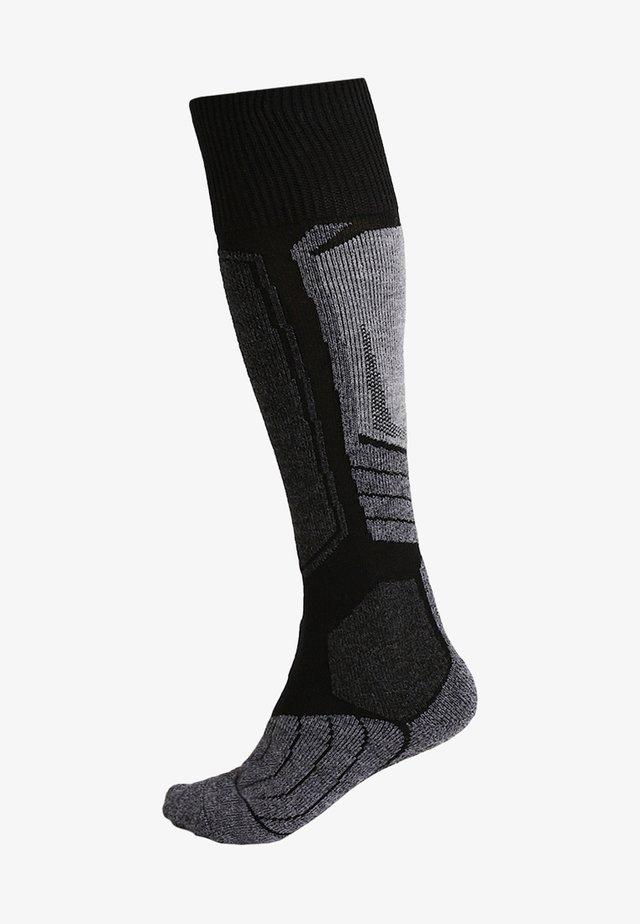 SK1 - Knee high socks - black
