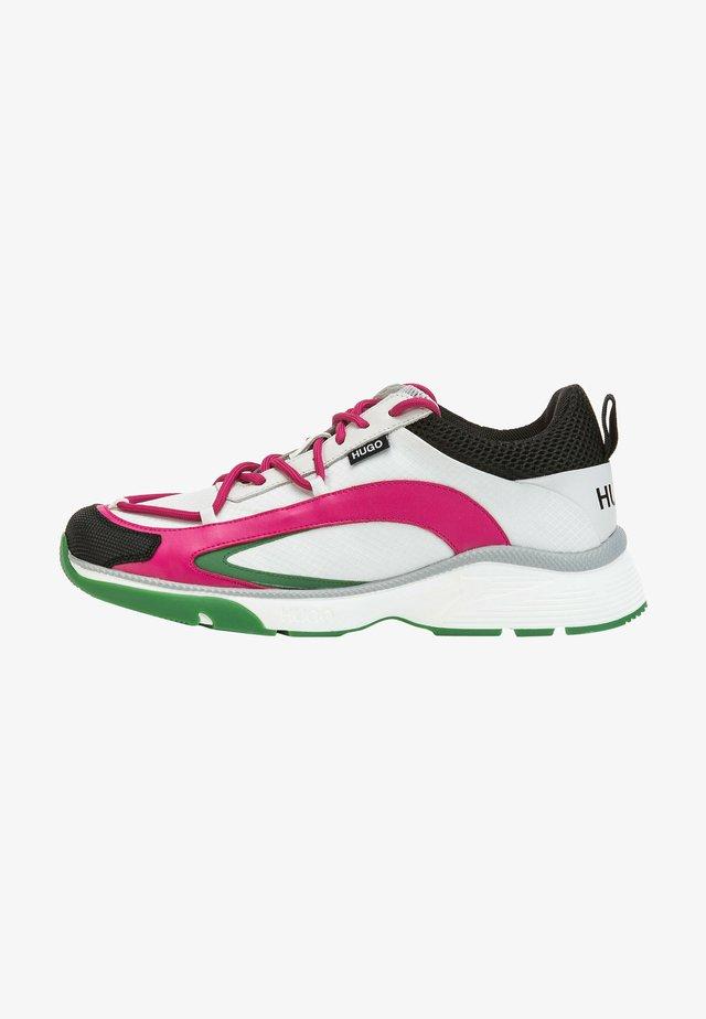 GILDA_RUNN_RIST - Sneakers laag - open white