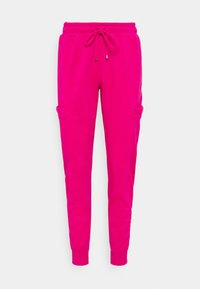Nike Sportswear - AIR PANT - Tracksuit bottoms - fireberry - 3