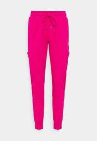 AIR PANT - Spodnie treningowe - fireberry