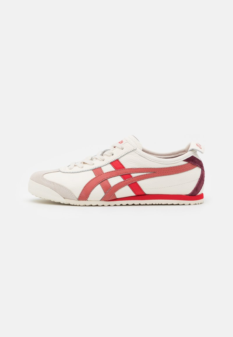 Onitsuka Tiger - MEXICO 66 UNISEX - Sneakers basse - cream/red brick