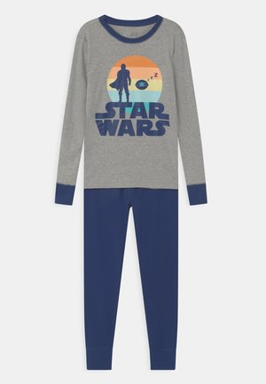 BOY  - Pyjama set - light heather grey