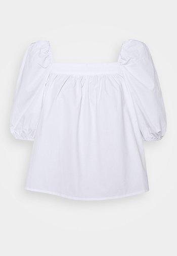 OBJJASIA  - Bluser - bright white