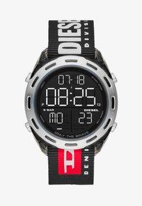 Diesel - CRUSHER - Digital watch - black - 0