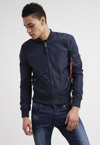 Alpha Industries - Giubbotto Bomber - marine - 0