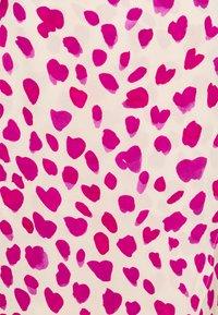 Fabienne Chapot - CORA SKIRT - Zavinovací sukně - white/pink - 6