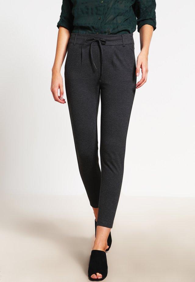 POPTRASH EASY COLOUR  - Pantalones deportivos - dark grey melange