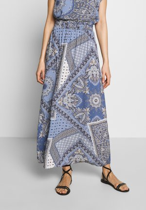 ONLNOVA LONG SKIRT  - Jupe longue - infinity/flame