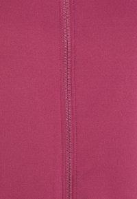 Under Armour - RUSH - Felpa aperta - pink quartz - 2