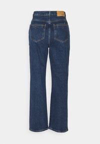 Thought - THOUGHT  - Straight leg jeans - mid blue wash - 1
