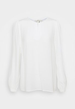 FLUID - Bluser - off-white