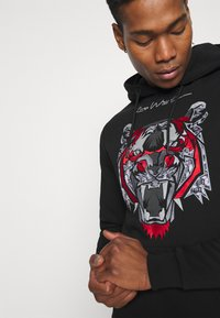 Kings Will Dream - DEMON HOODIE - Hoodie - black/red - 3