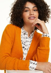 comma casual identity - Cardigan - curry - 3