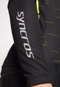 ODLO - STAND UP COLLAR FULL ZIP SCOTT SRAM - Sports shirt - black - 5