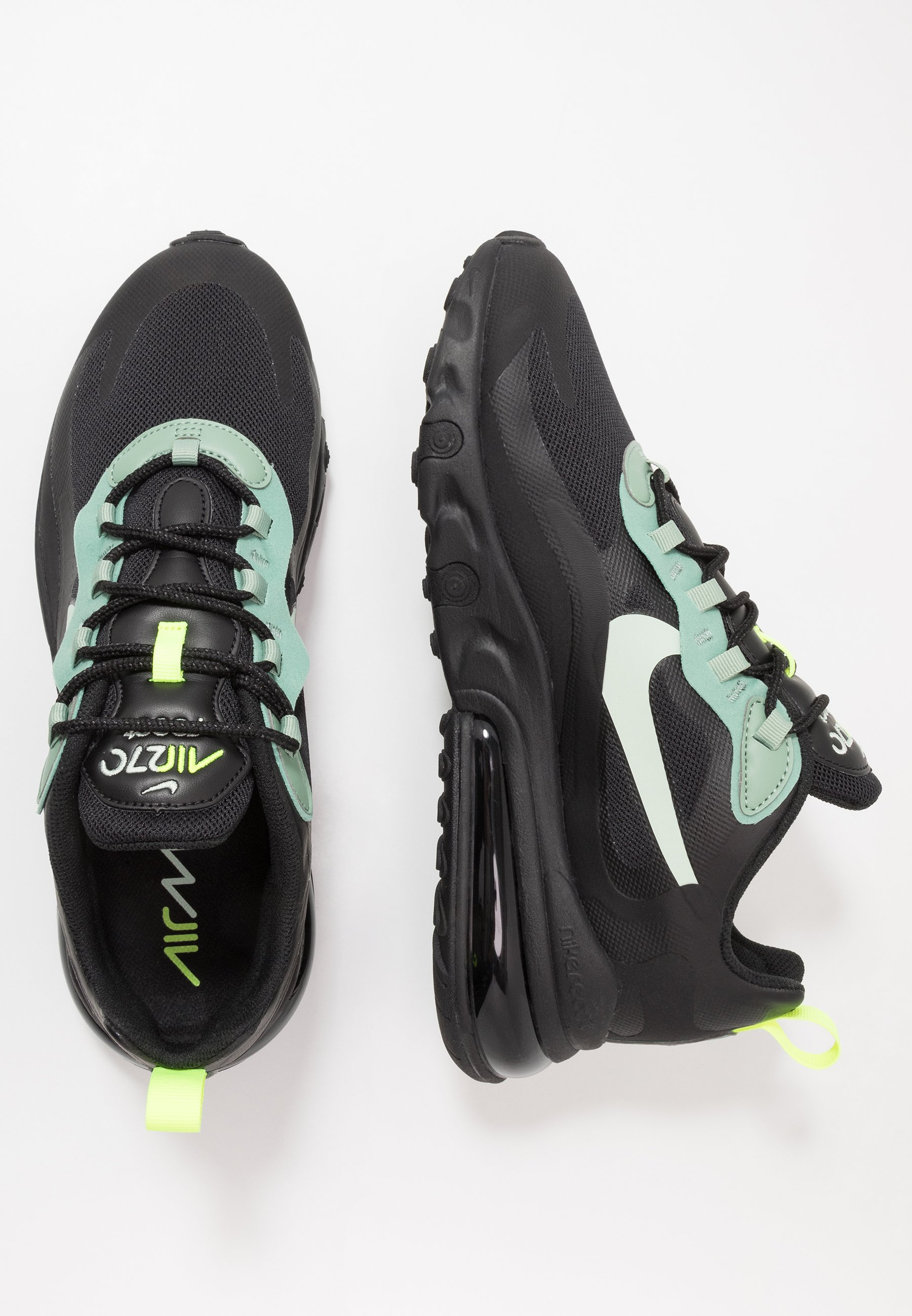 Nike Sportswear AIR MAX 270 REACT - Joggesko - black