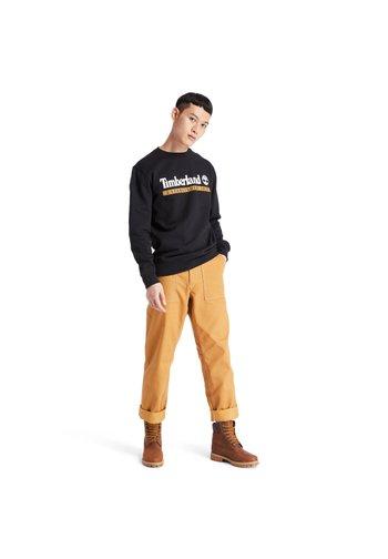 Sweatshirt - black-wheat boot