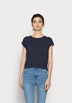 VMAVA PLAIN - Basic T-shirt - night sky