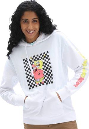 WM VANS X SPONGEBOB BEST BUDDIES HOODIE - Hoodie - (spongebob)bstbddies4life