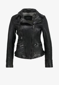Oakwood - VIDEO - Leather jacket - noir - 5