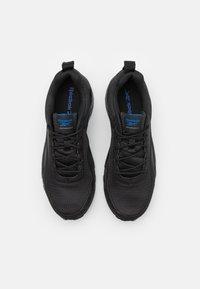 Reebok - RIDGERIDER 6.0 - Chaussures de running - core black/court blue/tech metallic - 3