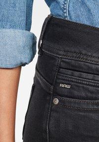G-Star - MIDGE - Jeans straight leg - dusty grey - 3
