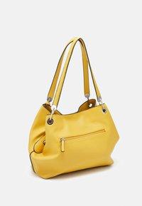 L.CREDI - EBONY - Handbag - curry - 1