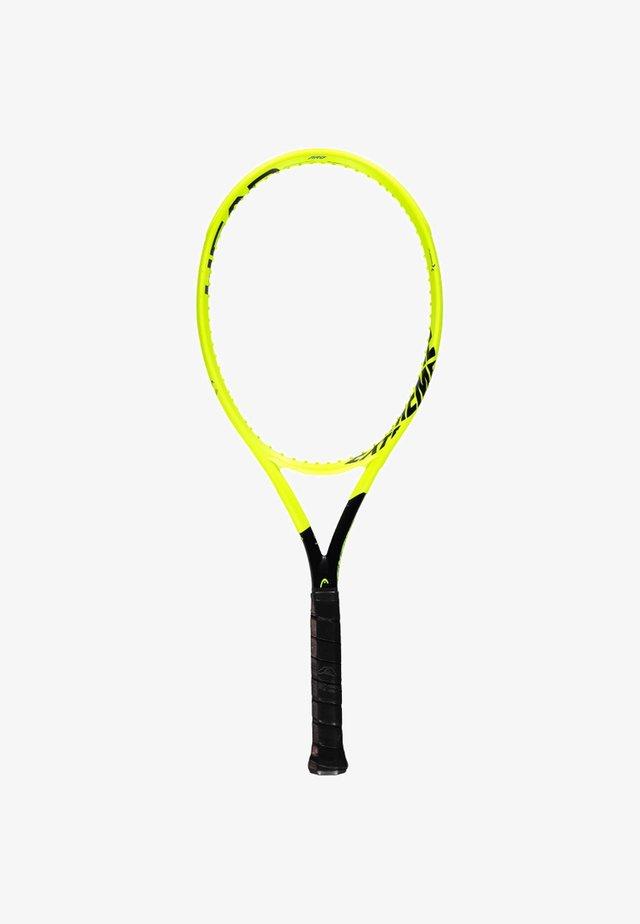 Tennis racket - yellow/black