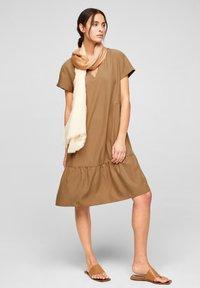s.Oliver BLACK LABEL - Day dress - brown - 1