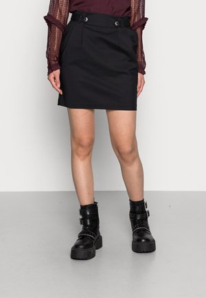 JIPATE - Mini skirt - black