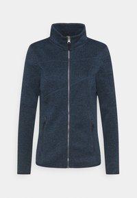 Icepeak - ALTOONA - Fleece jacket - dark blue - 4