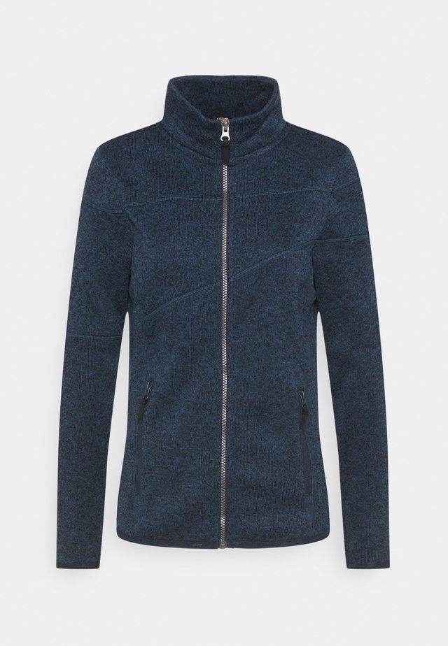 ALTOONA - Fleece jacket - dark blue