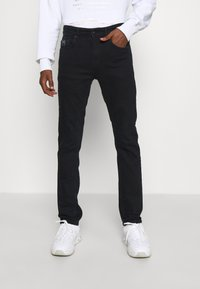 Versace Jeans Couture - Straight leg jeans - blue black - 0