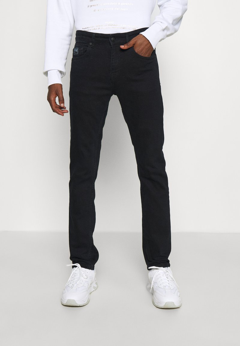Versace Jeans Couture - Straight leg jeans - blue black