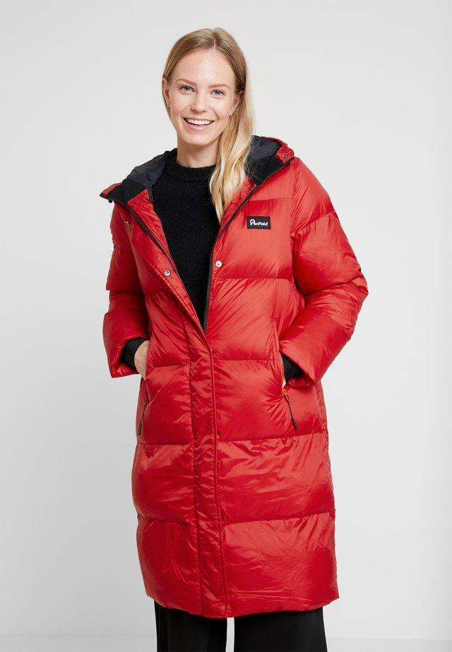 KATRINE - Cappotto invernale - red